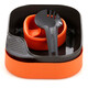 Wildo Tallrikslåda Light Orange
